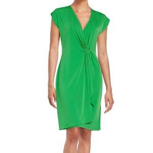 M NWT Michael Michael Kors Faux Wrap Dress